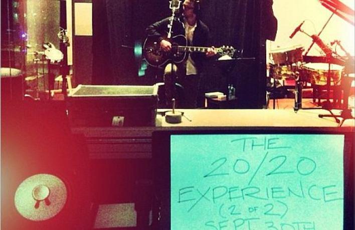 Джастин Тимберлейк анонсировал выход нового альбома
