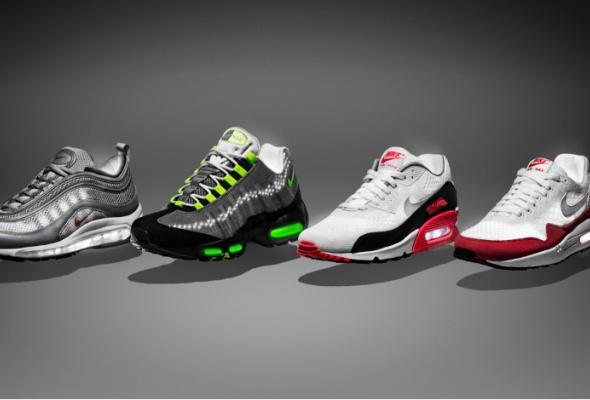 Nike перекрасил кроссовки Air Max 1иAir Max 90 - Фото №2