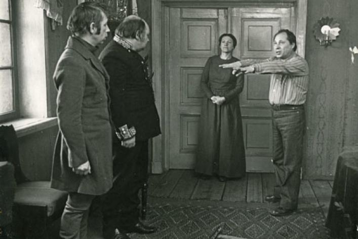 Виталий Мельников. Жизнь. Кино