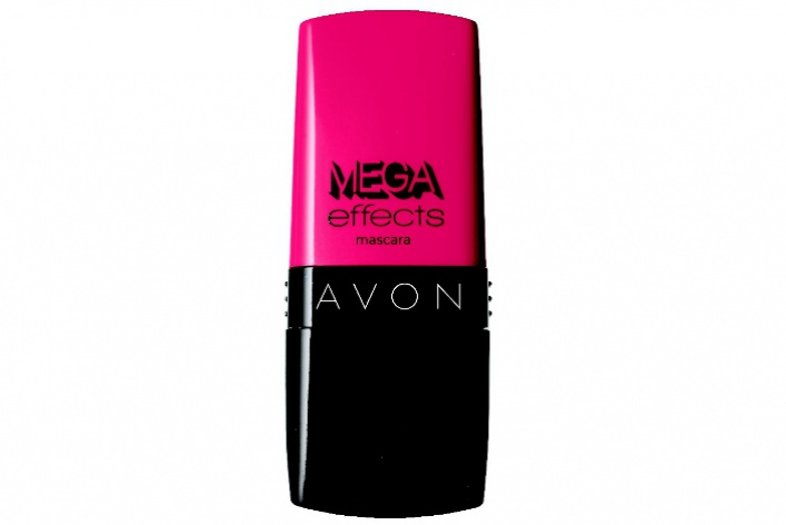 Тушь Mega Effects от Avon