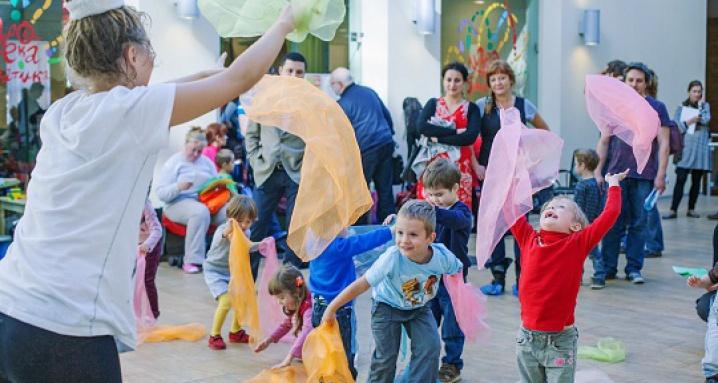 Детский Развивающий Центр «Гранатик»