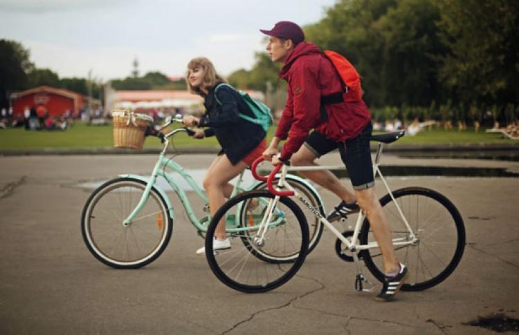 Центр города перекроют ради велосипедистов