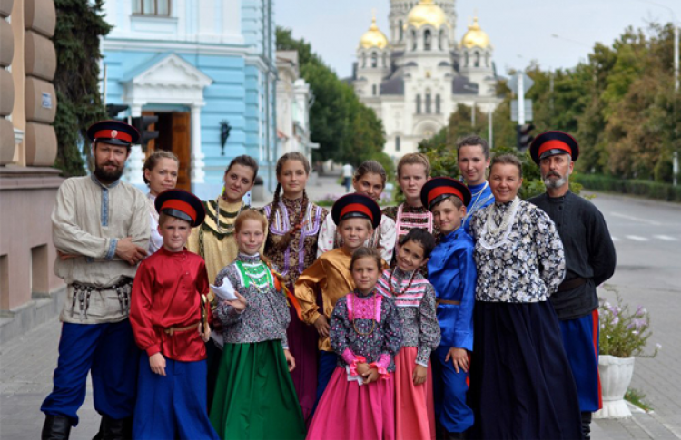 Выставка Icons закроется концертом коллектива казачьей песни