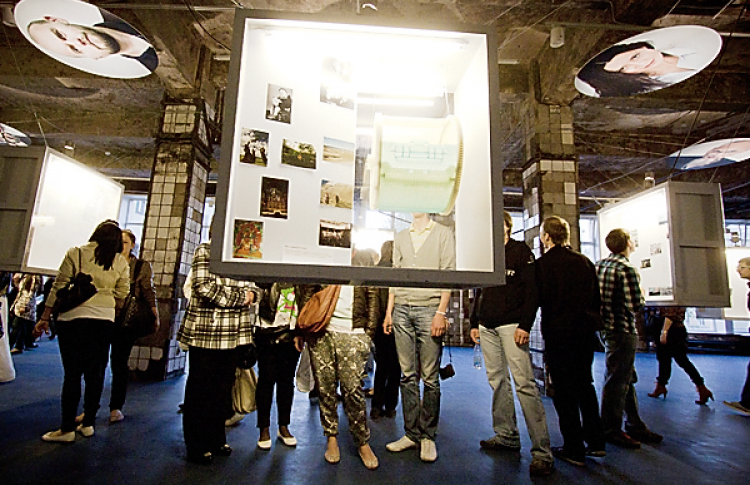 Ночь музеев: Лофт Проект ЭТАЖИ