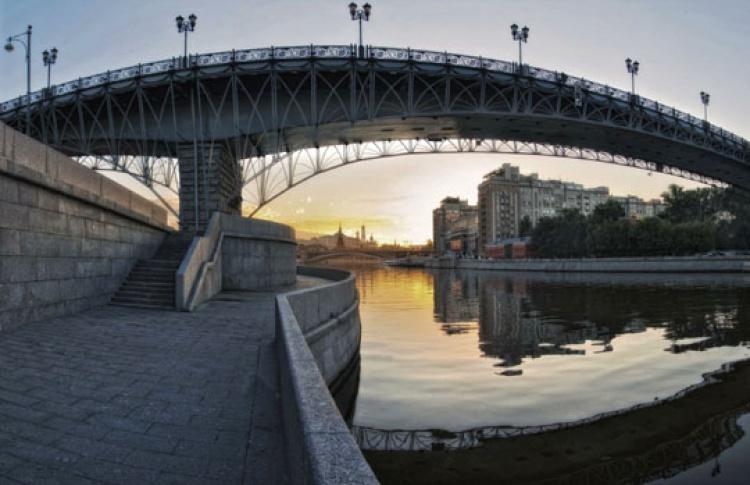 Городские мосты получат новую подсветку