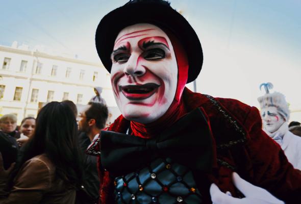 Парад Cirque duSoleil - Фото №4