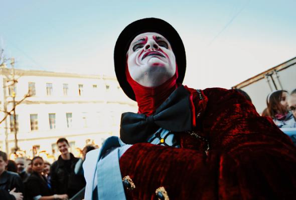 Парад Cirque duSoleil - Фото №5