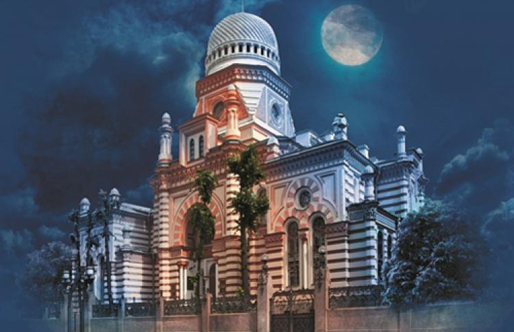 Ночь открытых дверей в Синагоге