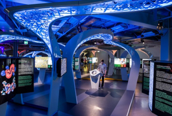 Научный туннель Макса Планка - Фото №0