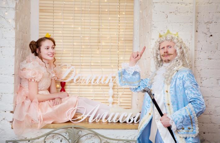 ВМоскве отрылся театр праздников «Домик Алисы»