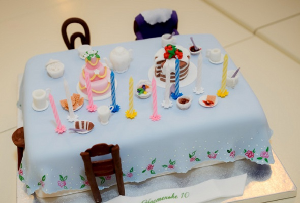 ВМоскве отрылся театр праздников «Домик Алисы» - Фото №2