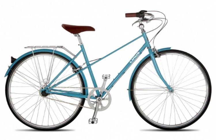 """Велосипедный шопинг в """"Цветном"""""""