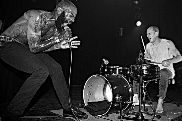 Концерт недели: Death Grips