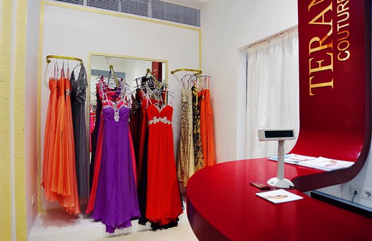 Монобренд американской марки Terani Couture