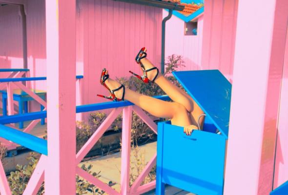 30пар обуви для летнего настроения - Фото №0