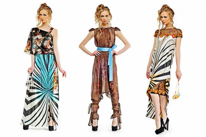 Коллекция выпускных платьев отВладислава Аксенова