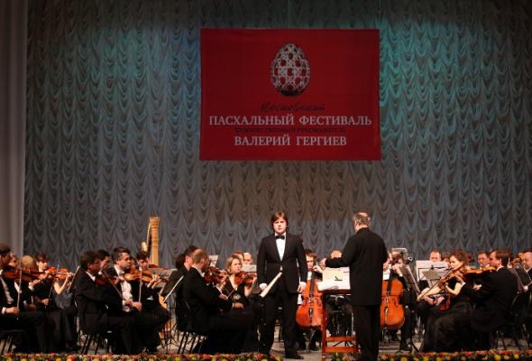 Пасхальный фестиваль проехал погородам боевой славы - Фото №7