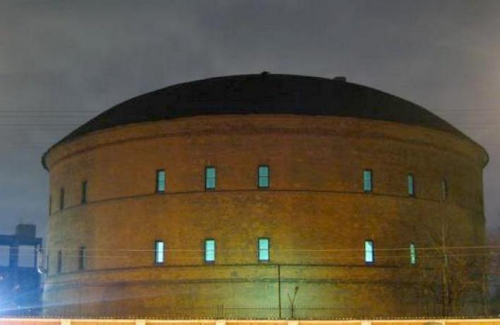 Газомузей вПетербурге
