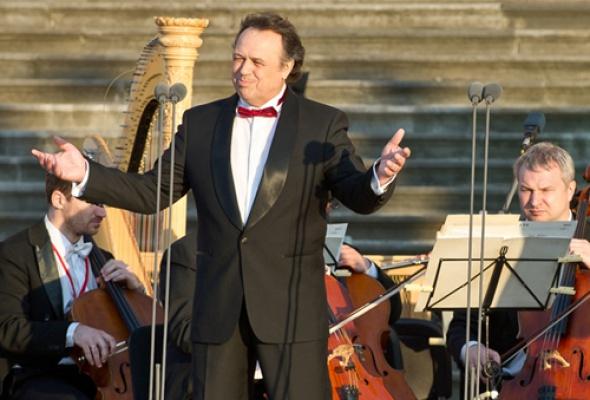Гала-концерт звезд мировой оперы и джаза - Фото №0