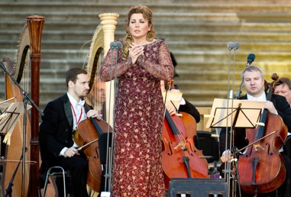 Гала-концерт звезд мировой оперы и джаза - Фото №2