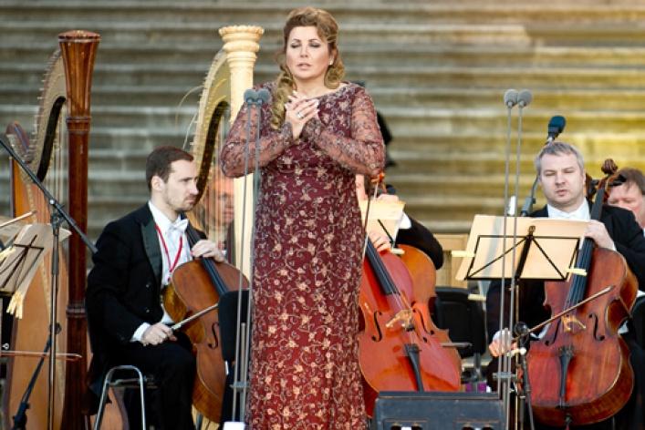 Гала-концерт звезд мировой оперы и джаза
