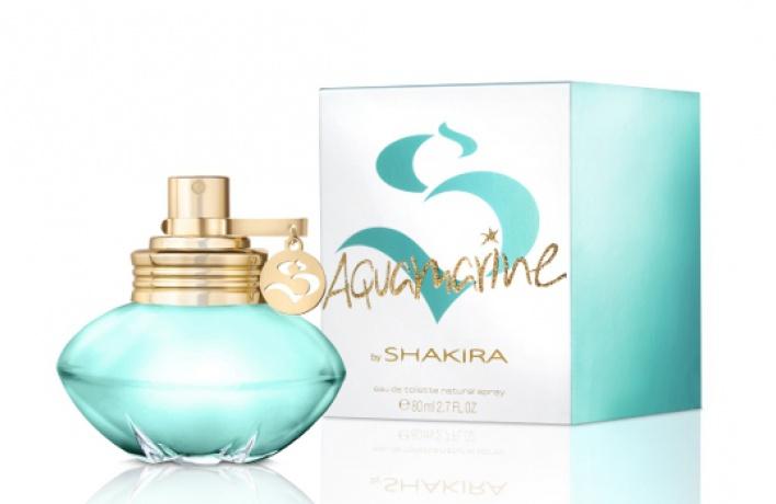 Летний аромат SbyShakira Aquamarine