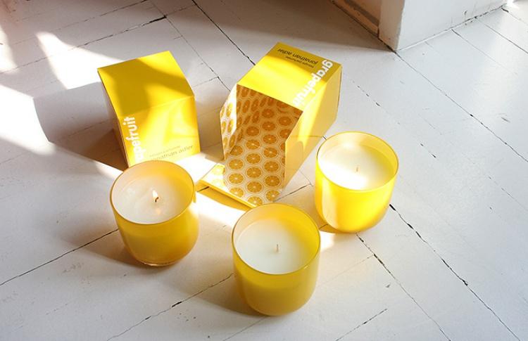 Ароматические свечи отJonathan Adler