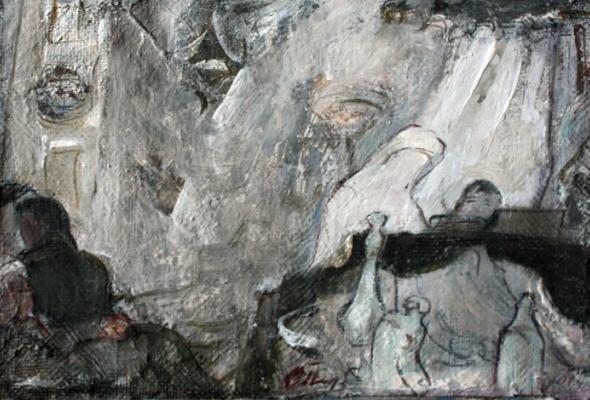 Ольга Плужникова-Орлова «Серое Белое Красное Черное» - Фото №0