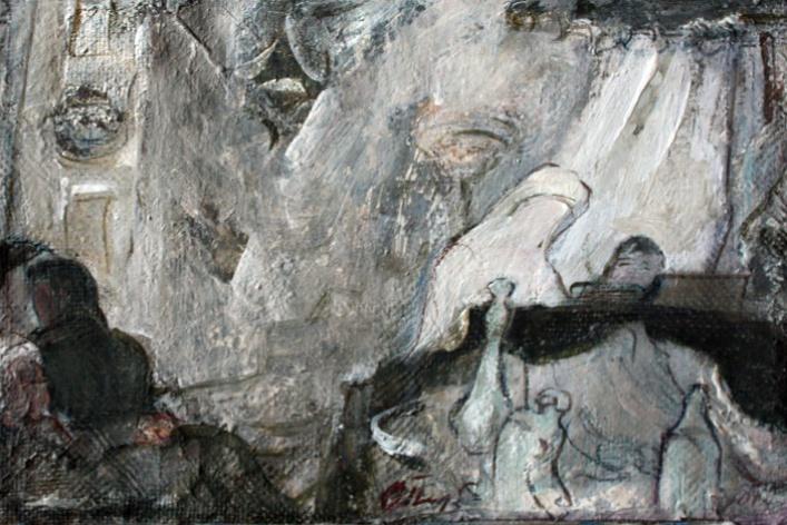 Ольга Плужникова-Орлова «Серое Белое Красное Черное»