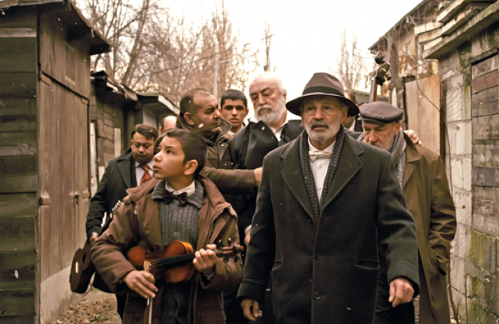 Вкинотеатре «Аврора» пройдет фестиваль кино Балканских стран