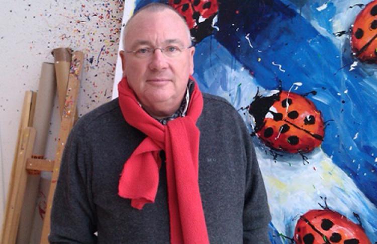 Встреча с художником Хенком Хофстрой