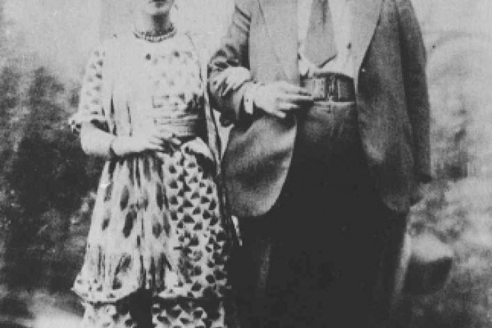 Соучастие. Диего Ривера и Фрида Кало