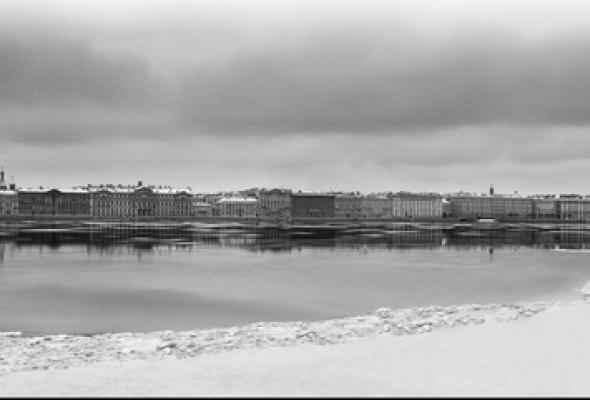 "Александр Мартиросов ""Петербург. Цвет свинца - серый"" - Фото №2"