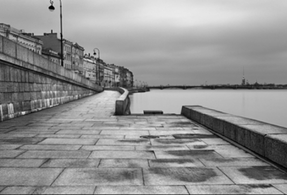 "Александр Мартиросов ""Петербург. Цвет свинца - серый"" - Фото №3"