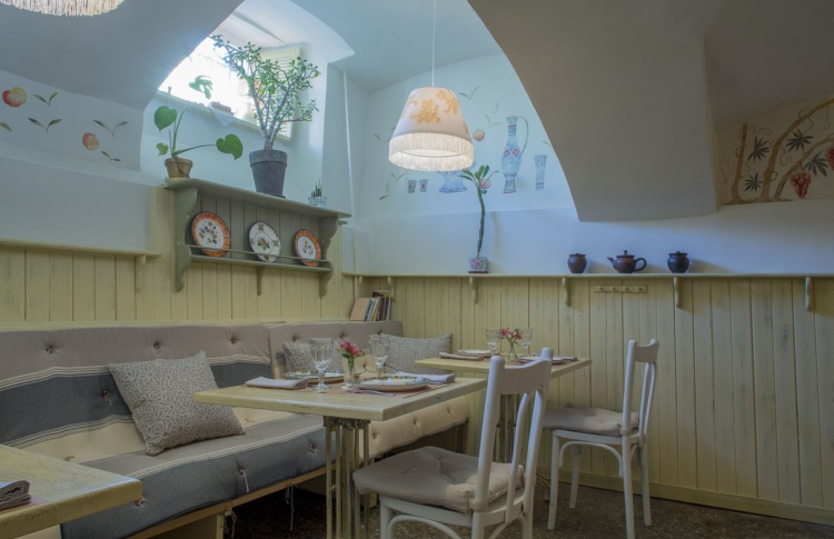 Обмен кулинарным опытом ''Бельфор— Санкт-Петербург''