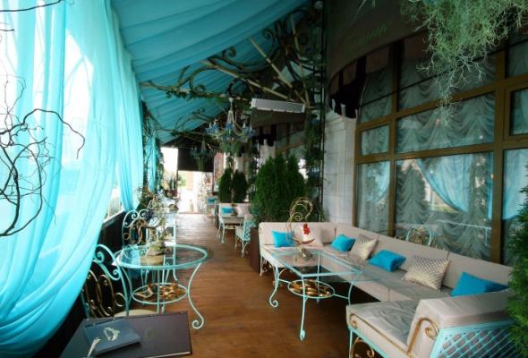 Летние веранды ресторанов - Фото №3