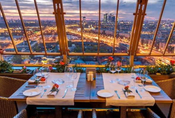 Летние веранды ресторанов - Фото №0