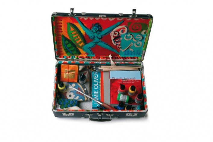 Мой самый важный чемодан