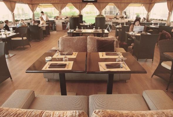 Летние веранды ресторанов - Фото №11