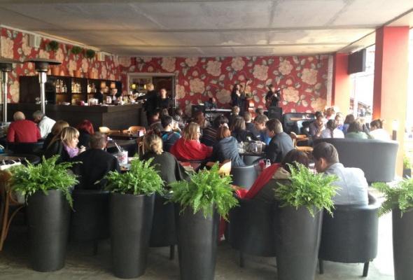 Летние веранды ресторанов - Фото №16