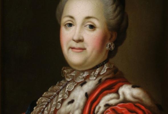XVIII век на экране: Екатерина II и Фридрих II - Фото №1