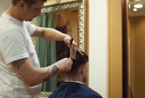 Мужская парикхмахерская «Усачи» - Фото №0