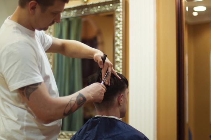 Мужская парикхмахерская «Усачи»