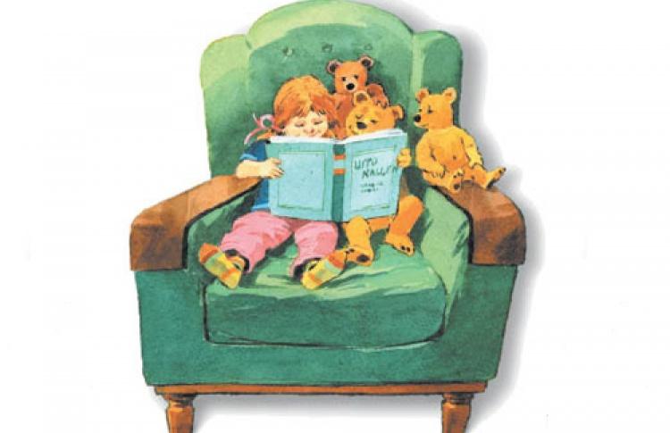 Книжные мишки - медвежьи книжки