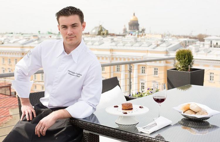 Кристоф Лаплаза— новый шеф-повар отеля «Кемпински Мойка 22»
