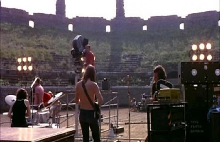 Кинопробы. Бесконечная пауза выжженных глав: Pink Floyd. Live at Pompeii