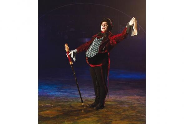 Cirque du Soleil с программой «Alegria» - Фото №1