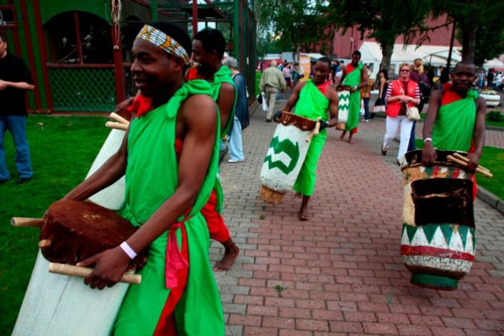 Фестиваль мировой еды и путешествий «Вокруг света»