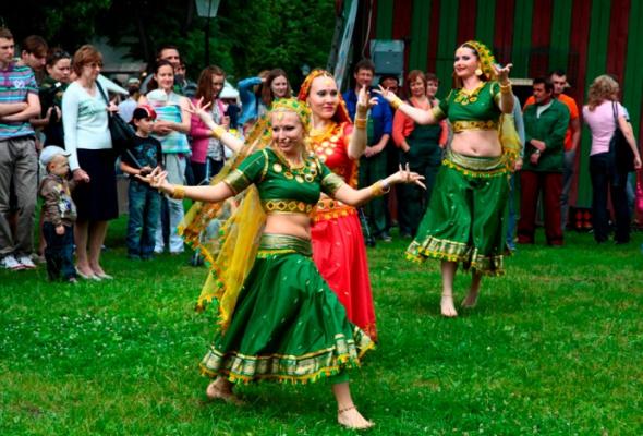 Фестиваль мировой еды и путешествий «Вокруг света» - Фото №2