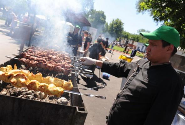Фестиваль мировой еды и путешествий «Вокруг света» - Фото №3